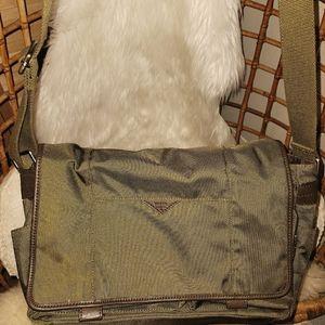 Fossil large breifcase/laptop/textbook bag